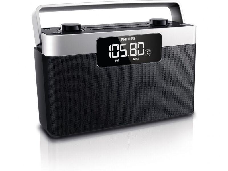 Часы с FM-радио