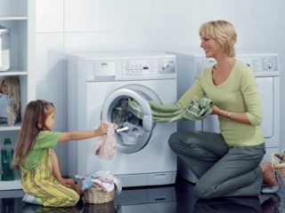 Система Eco-Logic в стиральной машине – технология для экономии воды