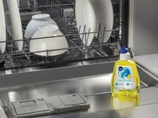 Индикация отсутствия соли и ополаскивателя в посудомоечных машинах