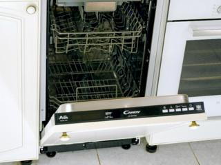 Посудомоечные машины с системой термоэффективности