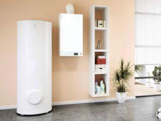 Система защиты от включения без воды в накопительных водонагревателях