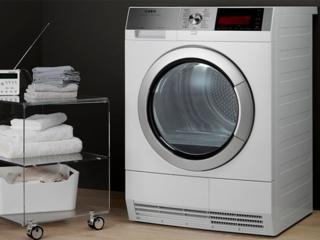 Сушка белья в сушильных машинах: основные программы и дополнительные опции