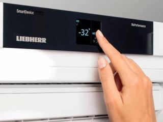 Преимущества электронного (сенсорного) управления в холодильниках