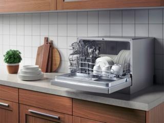 Плюсы и минусы компактных посудомоечных машин
