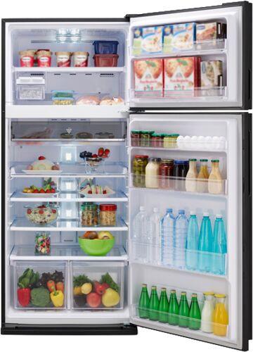 Все для дома Холодильник Sharp Sj Xe55Pmbk Москва