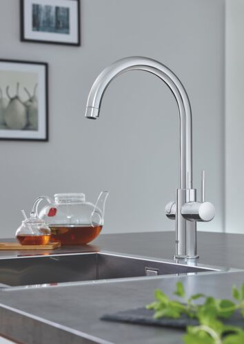 Стартовый комплект Grohe Red II Duo, бойлер М-size 30083001