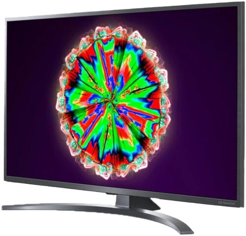 Телевизор ЖК-телевизор LG 43NANO796NF Высокое