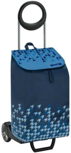 381389957ffa Сумка-тележка Gimi Ideal синяя. Купить Гими Ideal синяя - лучшая ...