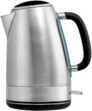 Фото Чайник Element El'Kettle metal black WF05MB в магазине www.MagazinBT.ru