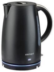 Фото Чайник Element El'Kettle plastic black 2 WF08PB в магазине www.MagazinBT.ru