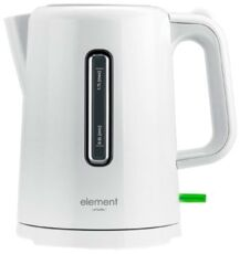 Фото Чайник Element El'Kettle plastic white WF01PW в магазине www.MagazinBT.ru