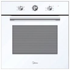 Фото Духовой шкаф Midea 65CME10004 white в магазине www.MagazinBT.ru