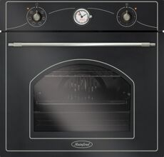Фото Духовой шкаф Rainford RBO-3616R Black SL в магазине www.MagazinBT.ru