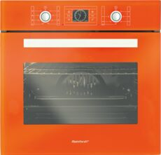 Фото Духовой шкаф Rainford RBO-5658PB, Orange (RAL2004) в магазине www.MagazinBT.ru