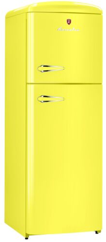 Фото Холодильник Rosenlew RT 291 Carribian Yellow в магазине www.MagazinBT.ru