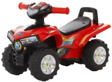 Фото Машина-каталка Sweet baby ATV Red в магазине www.MagazinBT.ru