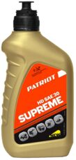 Фото Масло Patriot Home Garden 4T, 4Stroke OIl HD SAE 30 в магазине www.MagazinBT.ru