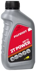 Фото Масло Patriot Power Active 2T, 592ml в магазине www.MagazinBT.ru