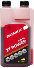 Фото Масло Patriot Power Active 2T с дозатором , 946ml в магазине www.MagazinBT.ru