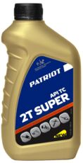 Фото Масло Patriot Super Active 2T , 946ml в магазине www.MagazinBT.ru