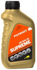 Фото Масло Patriot Supreme HD SAE 30, 592ml в магазине www.MagazinBT.ru