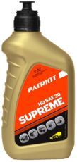 Фото Масло Patriot Supreme HD SAE 30, 946ml в магазине www.MagazinBT.ru