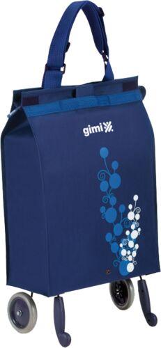 20725d3c274e Сумка-тележка Gimi BELLA синяя. Купить Гими BELLA синяя - лучшая ...