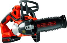 Фото Цепная электропила Black&Decker GKC1825L20-QW в магазине www.MagazinBT.ru