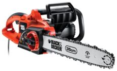 Фото Цепная электропила Black&Decker GK 1935T-KS в магазине www.MagazinBT.ru