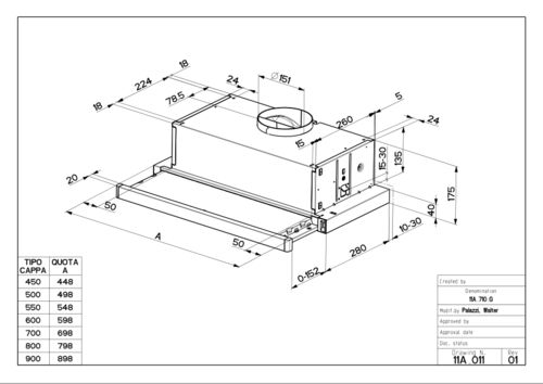 Вытяжка Вытяжка Faber Flexa Glass M6 Bk A60 Москва